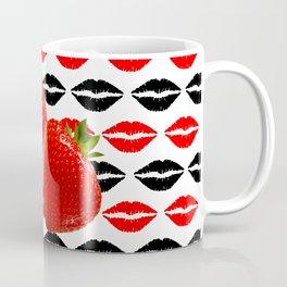 lip kisses Coffee Mug