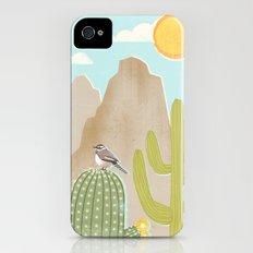 Sonoran iPhone (4, 4s) Slim Case
