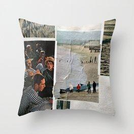 God Cape Cod Throw Pillow