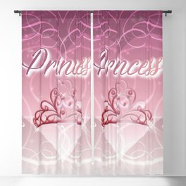 Princess Blackout Curtain