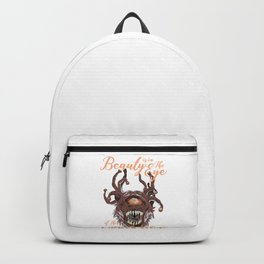 Beauty Is In The Eye Of The Beholder RPG Tabletop Backpack