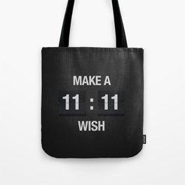 11:11 Tote Bag