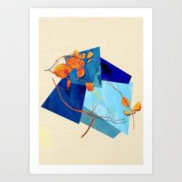 Natural Balance - The Bird Art Print