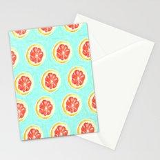 Grapefruit II Stationery Cards