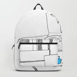 Bluebottle in San Francisco Backpack