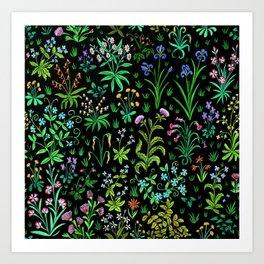 Medieval Spring Art Print