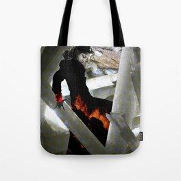 Carbon Amaya Tote Bag