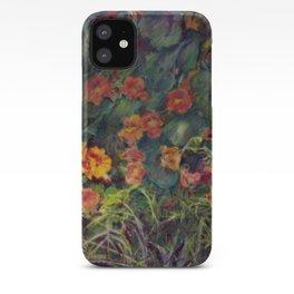 Monet's Garden II iPhone Case