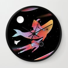 Coexistentiality 4 (A Journey Through Space and Time) Wall Clock