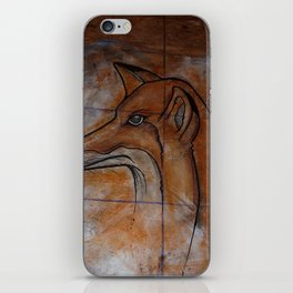 Fox. iPhone Skin