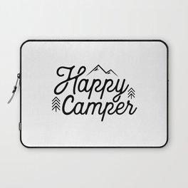 Happy Camper Laptop Sleeve