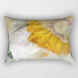 RAIN FLOWER Rectangular Pillow
