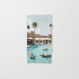Pig Poolside Party Hand & Bath Towel