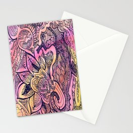 Seaflower Stationery Cards