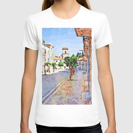 Borrello: street T-shirt
