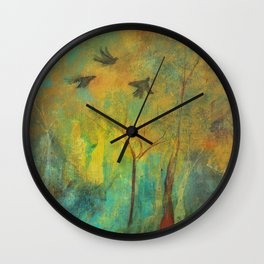 Breaking the Silence Wall Clock