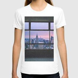 New York City Skyline Views T-shirt