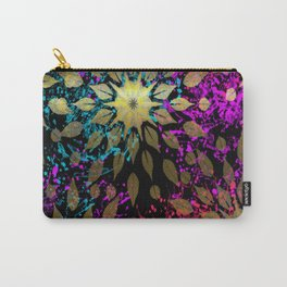 Splatter Mandala Abstract Carry-All Pouch