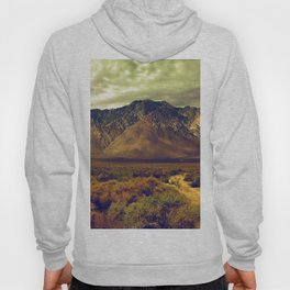 California Postcards Lone Pine Hoody