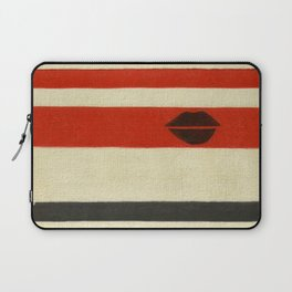 The Lady Vanishes Laptop Sleeve