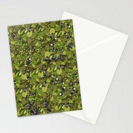 Blueberry Bushes Stationery Cards