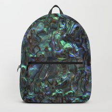 Abalone Shell | Paua Shell | Natural Backpack