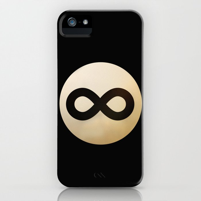 Infinity Ball iPhone Case