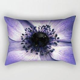 Anemone 'De Caen' Rectangular Pillow