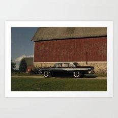 Edsel Art Print