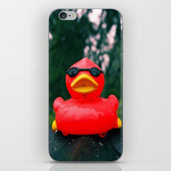 Northwest duck iPhone & iPod Skin