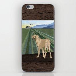 Farm Dog iPhone Skin
