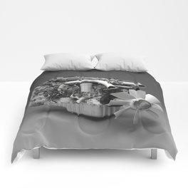 3D Engine Model Comforters
