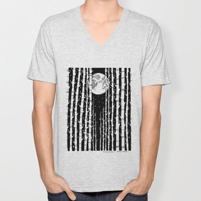 MoonLight Dream Unisex V-Neck