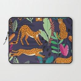 Cheetah pattern 002 Laptop Sleeve