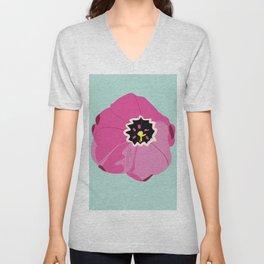 Pink Tulip Unisex V-Neck