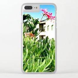 A Day in Sana'a Clear iPhone Case