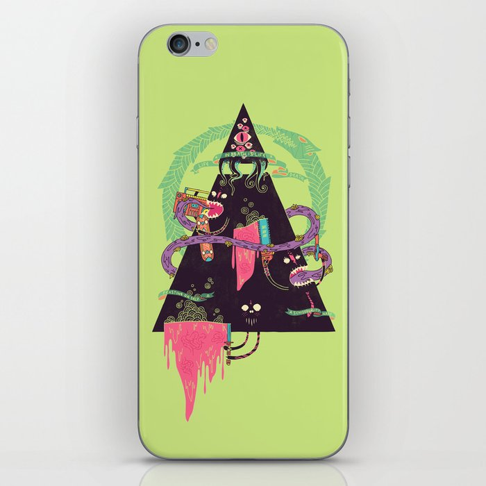Ourobouros iPhone Skin