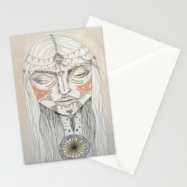 Girls||| Stationery Cards