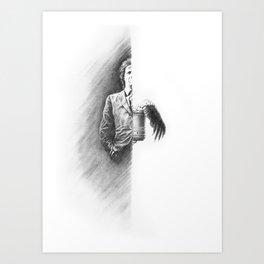 Boost Art Print
