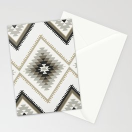 Beige Aztec Stationery Cards