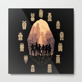 Zodiac Age Metal Print