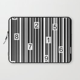 Barcode Laptop Sleeve