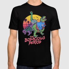 The Bodacious Period Mens Fitted Tee Black MEDIUM