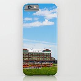 Kleine Scheidegg Railway Station iPhone Case