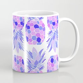 Tropical Pineapple Coffee Mug