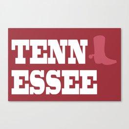 Tennesee Canvas Print
