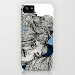 Drawing No.4  iPhone Case