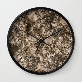 Stone background 4 Wall Clock