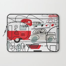 LONG WEEK END Laptop Sleeve