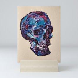 Cool Skull Mini Art Print